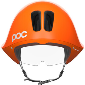 POC Tempor Helmet, naranja